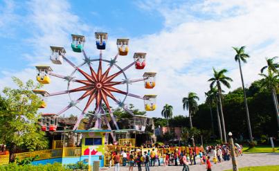Parcs d'Attractions et Zoos : 2j/1n en hôtel ou résidence + entrée parc