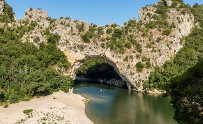 Ardèche : campings 8j/7n mobil-home ou bungalow