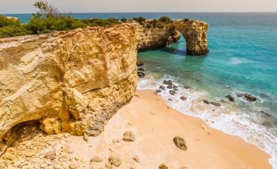 Algarve, printemps : 4j/3n hôtel 5* + petits-déjeuners + vols
