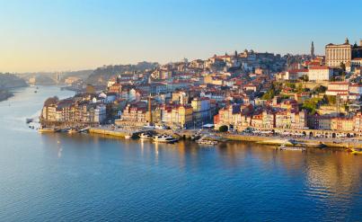 Porto : vente flash, week-end 3j/2n en hôtel central + petits-déjeuners + vols