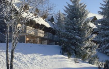 Skier en Auvergne…