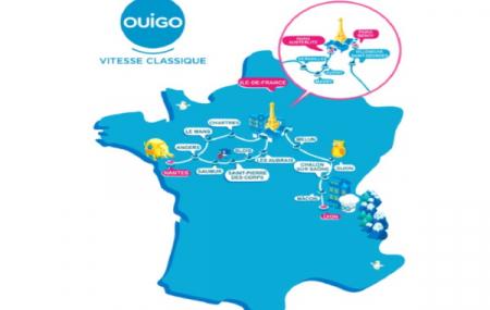 Printemps 2022 : nouvelle offre Ouigo