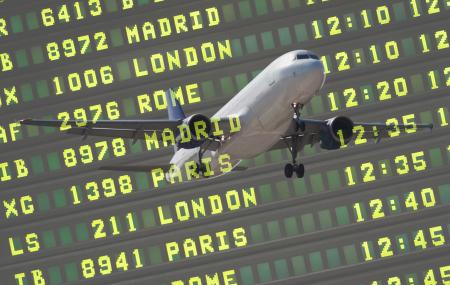 Tous les vols du monde !