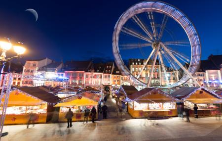 Les marchés de Noël : INCONTOURNABLES !