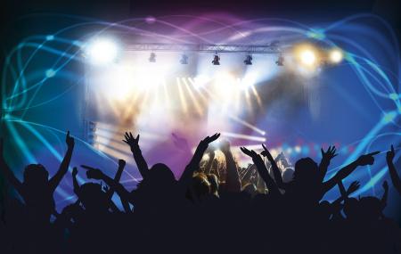Concerts, festivals, matchs, spectacles… Il y a tout !