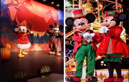 Les saisons à thèmes arrivent chez Disney !