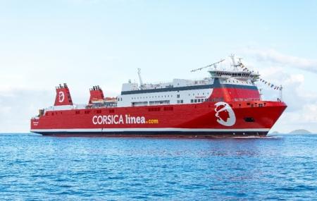 Ferry vers Marseille
