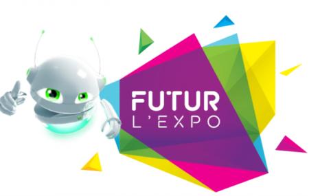 Zoom sur la nouvelle attraction FUTUR L'EXPO