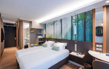 Des hôtels de classe internationale
