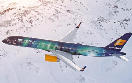 Les vols à petits prix vers Reykjavik