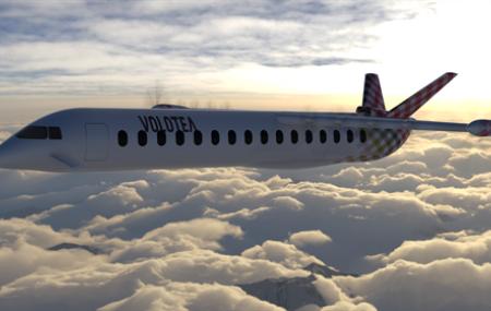 Volotea participe au projet d'un avion hybride-électrique
