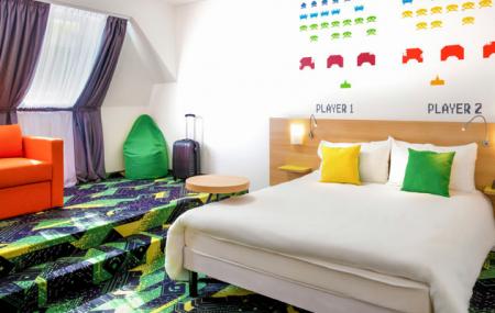 Des hôtels design à l'esprit pop !