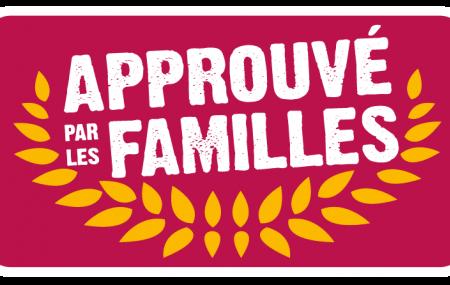 Le label « Approuvé par les familles »