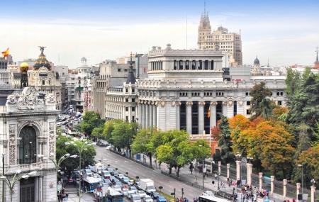 Les vols pas chers pour Madrid