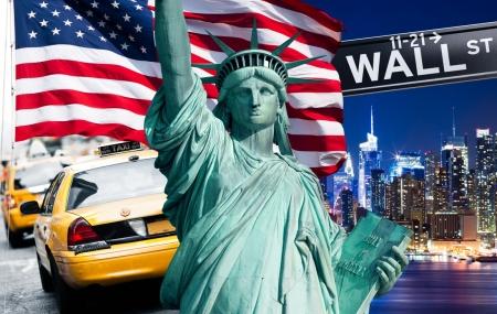 Les vols vers les USA, l'Asie...