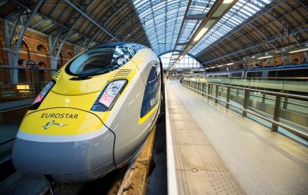 Nouveaux trains pour Eurostar !