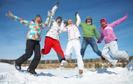 Les séjours au ski...