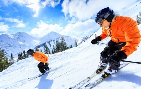 Des séjours au ski de grand standing !