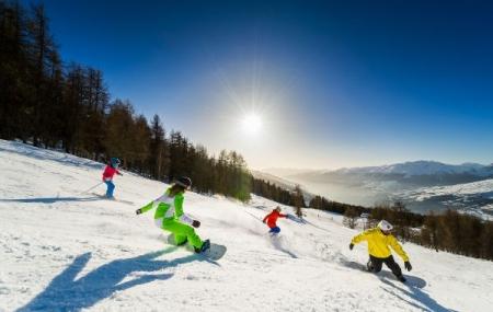 Des séjours au ski, tout simplement