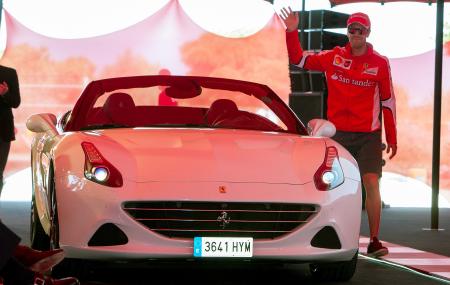 Un Ferrari Land pour 2017