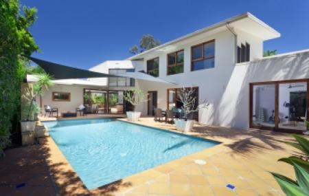 Les villas, maisons avec piscine...