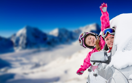 Tout schuss sur le ski !