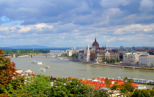 Vols A/R de Paris vers Budapest