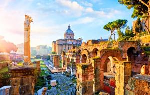 Rome : week-end 3j/2n ou plus en hôtel 4* + petits-déjeuners + vols, - 80%