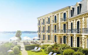 Hôtels Barrière : week-end 2j/1n ou plus + petit-déjeuner, Deauville, Le Touquet, Dinard...