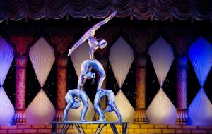 Regardez gratuitement les spectacles du Cirque du Soleil