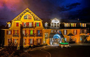 Annecy : vente flash, week-end 2j/1n ou plus en hôtel 4* vue lac + petit-déjeuner