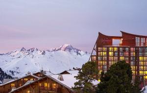 Locations, vacances d'hiver : 8j/7n en club Belambra + pension selon offre, - 20%