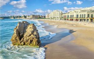 Biarritz : week-end 2j/1n en hôtel bien situé, dispos ponts de novembre