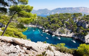 Proche Calanques de Marseille : location 8j/7n en résidence avec piscine,  - 18%