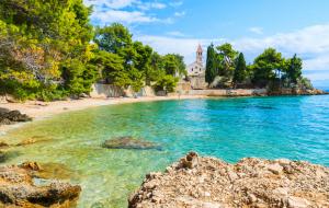 Croatie : séjour 8j/7n en hôtel bord de mer + pension complète + vols