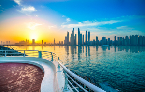 Dubaï & les Émirats : croisières 4 à 21 jours en pension complète, vols selon offres