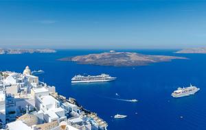 Îles Grecques, dernière minute : croisière 8j/7n en pension complète, - 25%