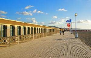 Deauville, vacances Toussaint : locations 4j/3n en résidence - Annulation gratuite