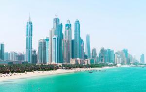 Dubaï : vente flash, week-end 5j/4n en hôtel 4* + petits-déjeuners, vols en option
