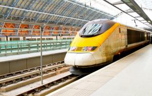 Eurostar : billets de train Paris > Londres dès 57 € A/S, à partir du 4 octobre