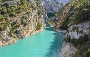 Gorges du Verdon, camping 4* : 8j/7n en bungalow + parc aquatique et club enfants, - 25%