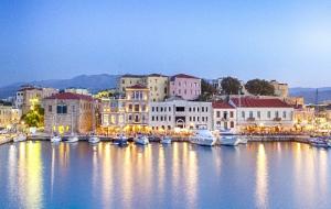 Crète : vente flash, séjour 6j/5n ou plus en hôtel 4* + demi-pension + vols