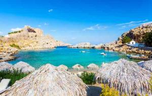 Grèce, Rhodes : séjour 8j/7n en hôtel 4* proche plage, tout inclus + vols, - 50%
