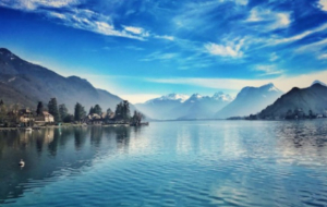 Lac d'Annecy : week-end 2j/1n en hôtel 4*, petit-déjeuner en option