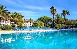 Saint-Tropez : week-end 2j/1n en club 4* proche de la plage, dispos été, - 70%