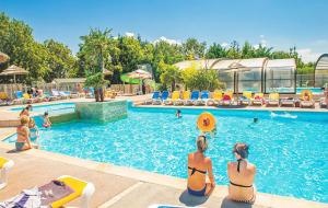 Île d'Oléron, camping 4* : 8j/7n en mobil-home + parc aquatique, proche plage, - 21%