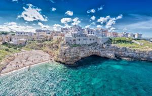 Italie, Les Pouilles : vente flash, week-end 5j/4n en hôtel, petits-déjeuners + vols, - 58%