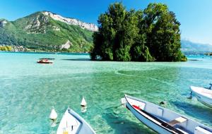 Lac d'Annecy : week-end 2j/1n en hôtel 4* vue lac, dispos Ascension et Pentecôte, - 51%