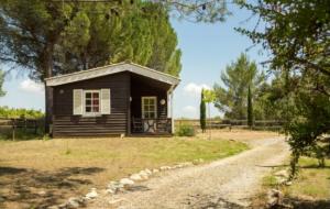 Languedoc : week-end 2j/1n en chalet tout équipé + accès spa