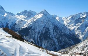 Les 2 Alpes : locations 8j/7n en résidence entre particuliers, dispos vacances de Noël